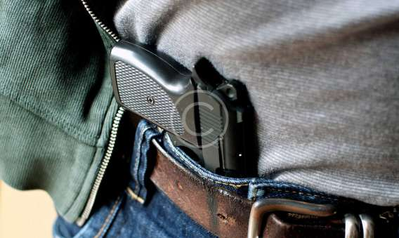 Concealed Weapons Permit